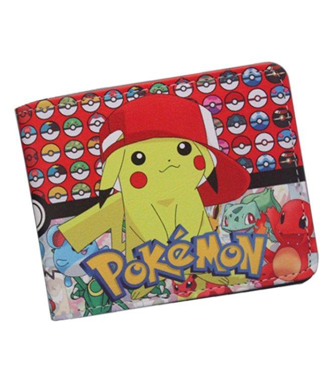 Pokemon Wallets ( 32 styles)  15.99$