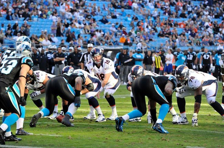 A look back: Broncos - Panthers