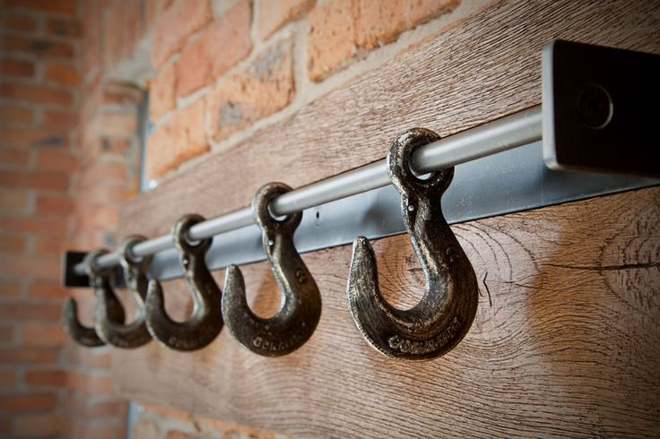 industrial coat hooks - Google Search