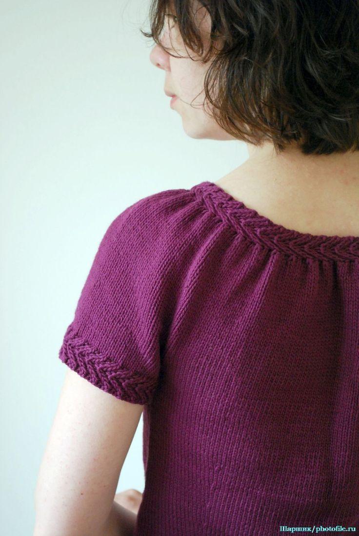 Фиолетовый пуловер. Обсуждение на LiveInternet - Российский Сервис Онлайн-Дневников