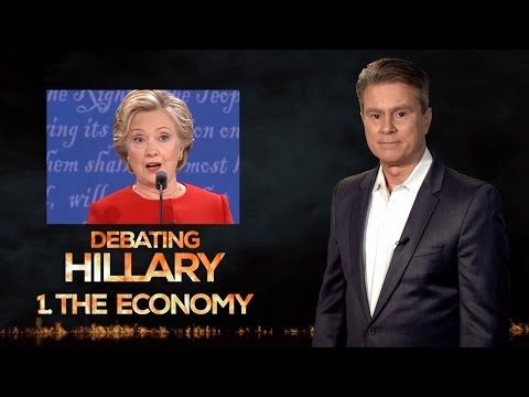 DEBATING HILLARY: 1. THE ECONOMY - YouTube 4:32 Pub Oct 3, 2016 - FIRST PRESIDENTIAL DEBATE 2016 (1 of 6) Excellent, Well Done!