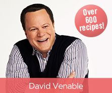 OVER 600 + COUNTING (AS OF: MARCH 14TH 2016)... ... #DavidVenable #YummyRecipes Shared On: #QVC #ITKWD ~XOX