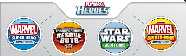 Image result for playskool heroes logo