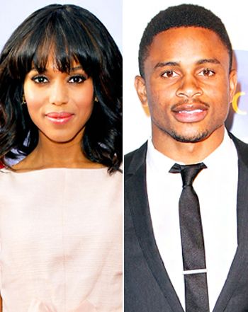 Kerry Washington is a married woman! The Scandal actress, 36, secretly tied the knot with San Francisco 49ers cornerback Nnamdi Asomugha June 24, 2013.