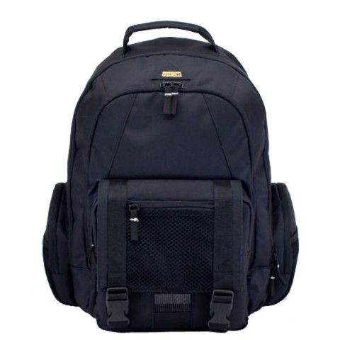 Isafe Colleigate Laptop Backpack Black