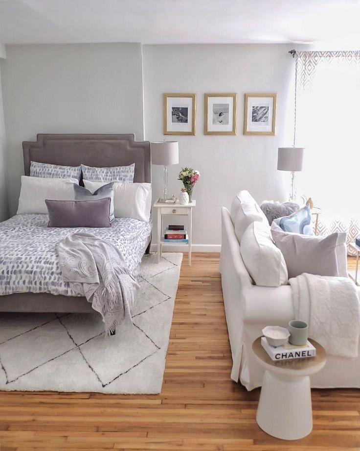 36 Charming Living Room Ideas: 36 Charming Micro Apartment Organization Ideas