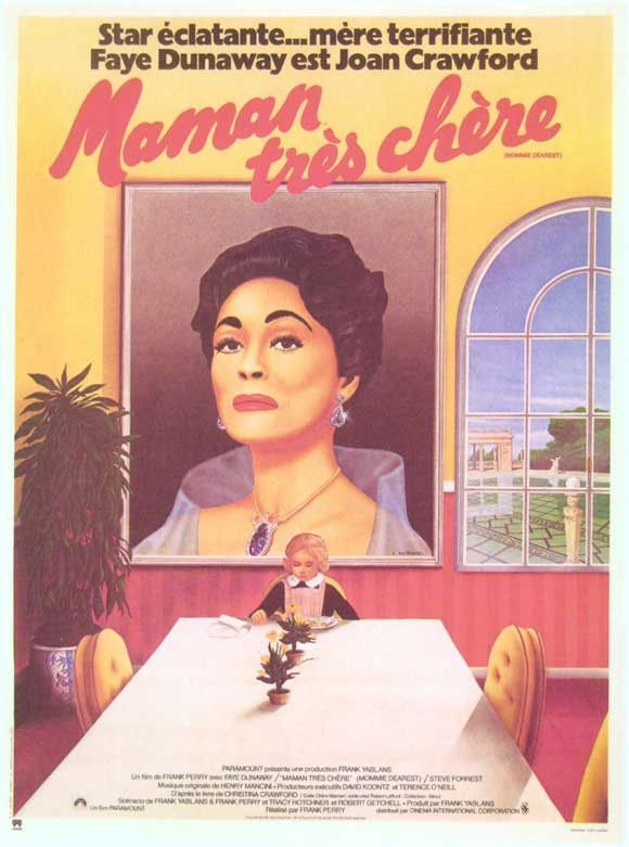 Mommie Dearest (Spanish) 27x40 Movie Poster (1981)