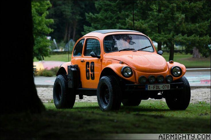 #VW Baja Bug