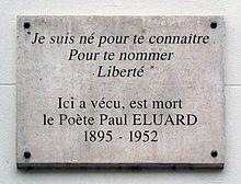 Paul Éluard — Wikipédia