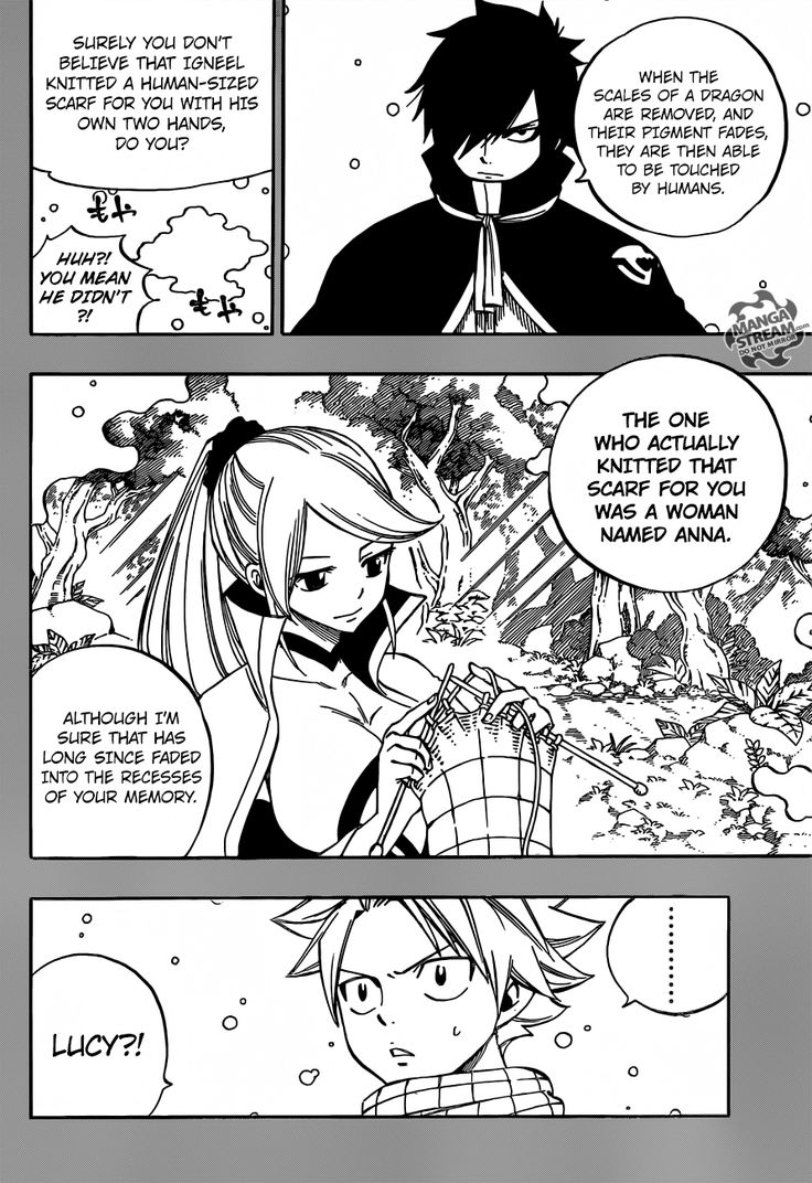 See how the Dragneels have always been close to Heartfilias? Fairy Tail 512 - Page 18 - Manga Stream