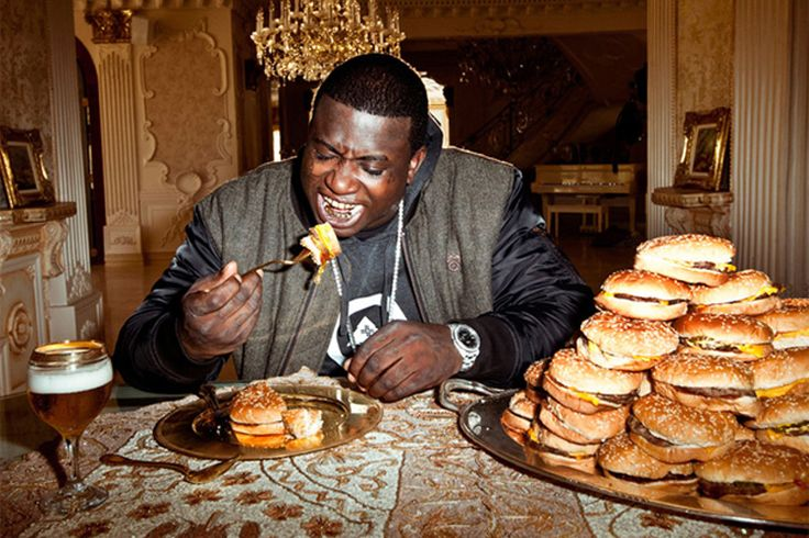 Yesterday morning, before breakfast, I woke up to find that Gucci Mane had released three albums (the night before). Like many others, I was struck by their titles: Breakfast, Lunch, and Dinner. It...
