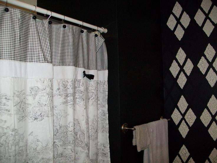 32 best Shower Curtains images on Pinterest | Bathroom, Bathrooms ...