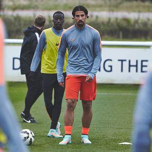 Sami Khedira Visits the Nike Academy : Football News : Soccer Bible