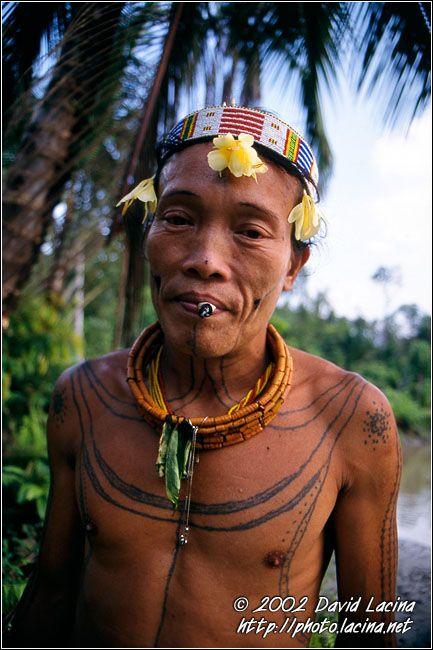 Indonesia, Siberut island