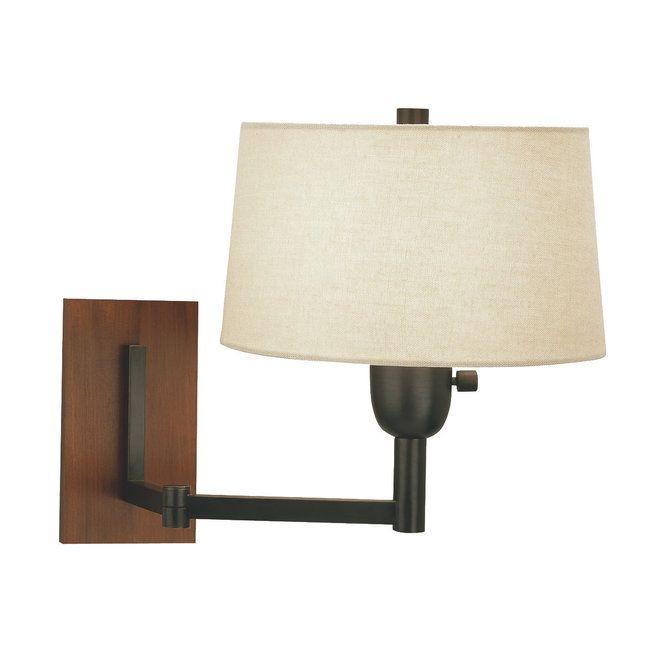 Around the Corner Swing Arm Wall Lamp - Shades of Light