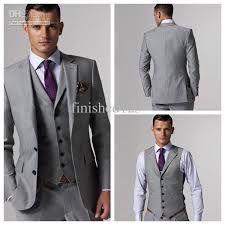 costume mariage gris violet recherche google - Costume Temoin De Mariage