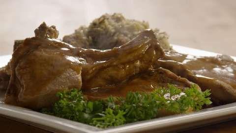 Marinated Baked Pork Chops Allrecipes.com | Recipies I'd Like to Try ...