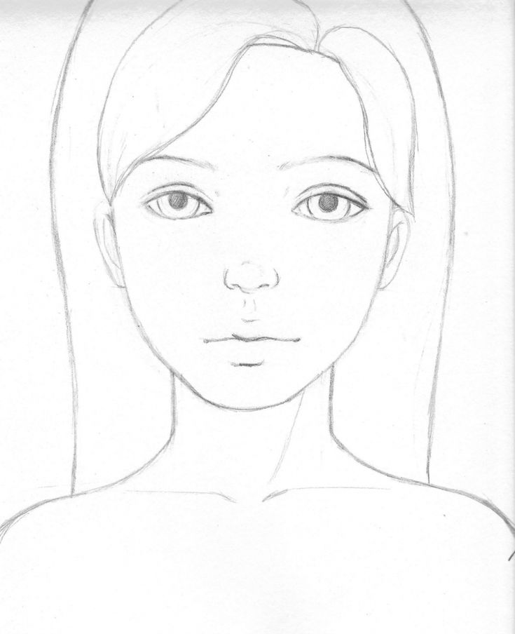 Drawing Girls 10 Age