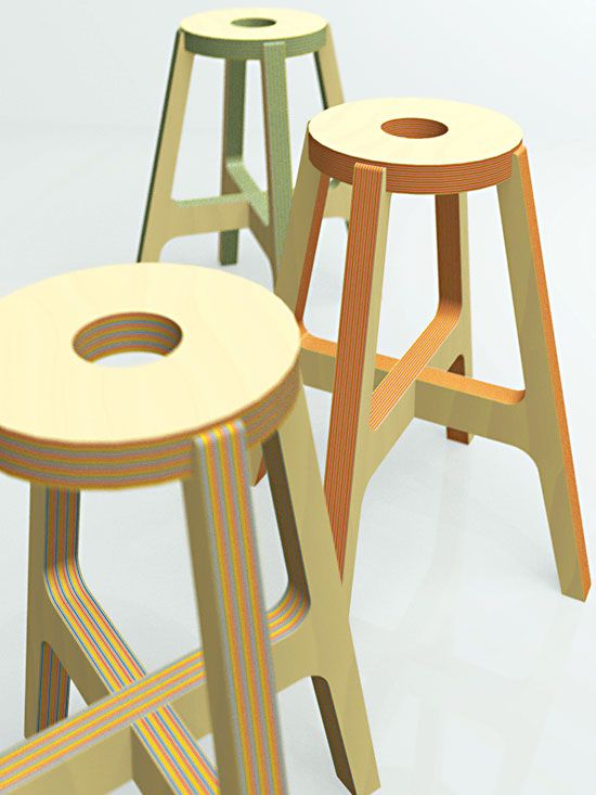 Custom Plywood (sort Of) By Drill Design. Furniture Makers ...