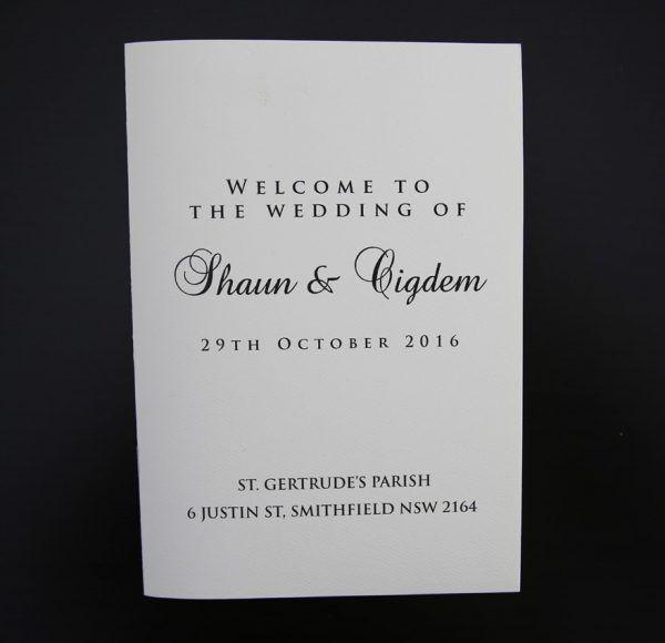 Best 25 Wedding Program Samples ideas on