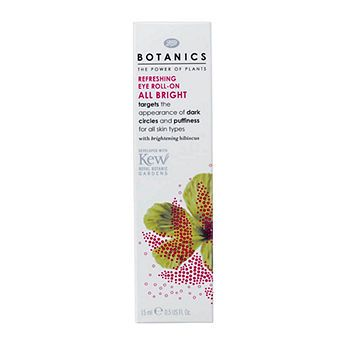 Buy Boots Botanics All Bright Refreshing Eye Roll-On with free shipping on orders over $35, gifts-with-purchase, expert advice - plus earn 5% back | Beauty.com
