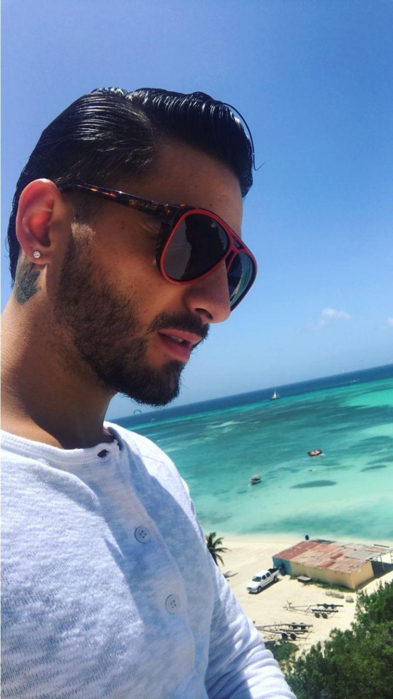 Maluma#beach#sexy#man#beautiful#handsome#maluma#dirtyboy❤️