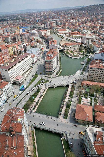 Eskisehir, Turkey Memleketim (My hometown)