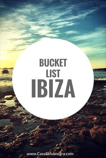 Meine Bucket-List für Ibiza