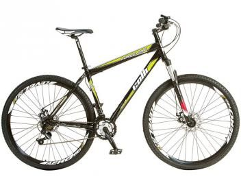 Bicicleta Colli Bike Force One Mountain Bike - Aro 29 21 Marchas Câmbio Shimano Freio a Disco
