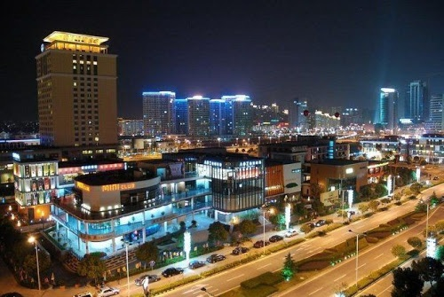 """Changchun, capital of Jilin Province, is lauded variously as """"Forest City"""""""