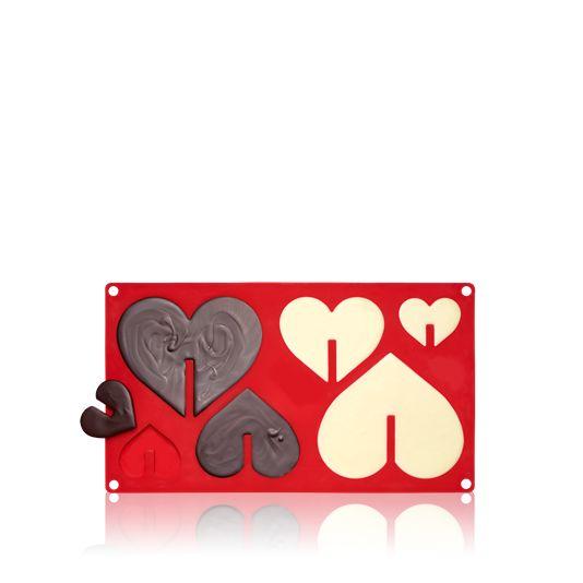 #oriflame kalpli çikolata kalıbı http://www.oriflamekatalogum.com/kalpli-cikolata-kalibi.html