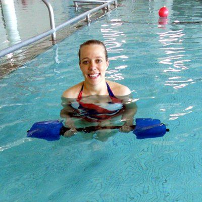 How to Burn Calories in the Pool—Without Swimming a Single Lap | Shape Magazine