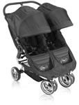 top 10 double strollers list from diapers.com. Includes: Baby Jogger City Mini, Maclaren Twin Triumph, Maclaren Twin Techno, Bumbleride Indie Twin, Combi Twin Sport, Dream on Me Twin.