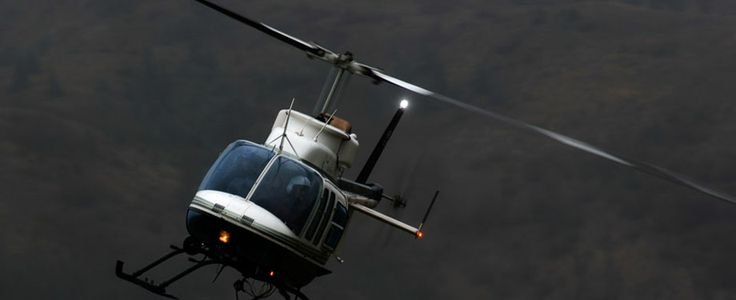Helicopter Flight Training, Helicopter Flight School | Hillsboro Aviation