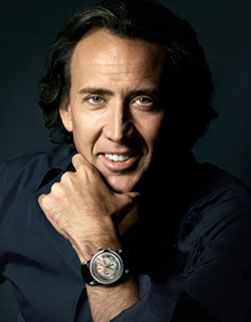 Passion is very important to me. If you stop enjoying things, you've got to look at it, because it can lead to all kinds of depressing scenarios. -NicholasCage