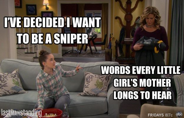 Last Man Standing quote                                                                                                                                                     More