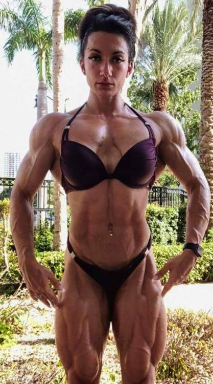 Valentina Mishina | Chiseled!!! | Muscular women, Fitness ...
