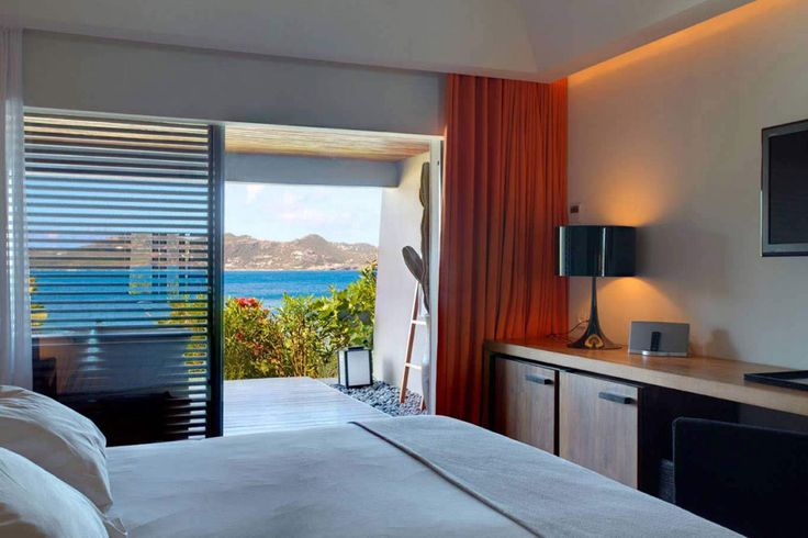 Hotel Christopher - St. Barths luxury boutique hotel - Caribbean | The Style Junkies