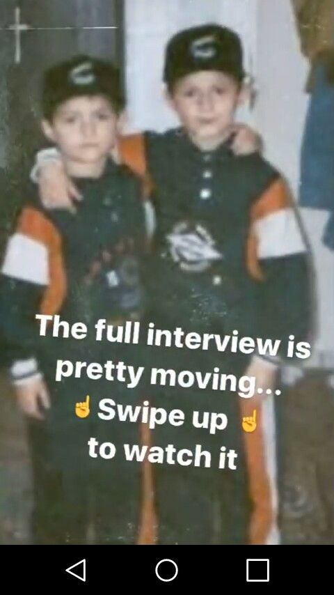 Xhaka brothers-  Arsenal Instagram story