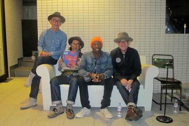 Tokyo crew