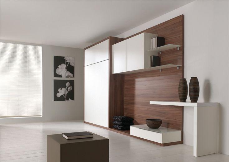 BOONE Bedkast / opklapbed : een extra slaapplaats,bureau,kastjes,boekenplanken Te bestellen bij Slaapkenner Theo Bot Zwaag