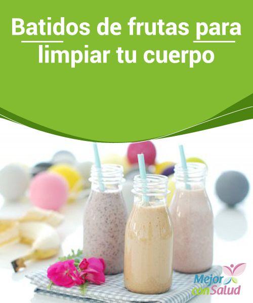 17 mejores ideas sobre remedios para la colitis en - Batidos de frutas ...