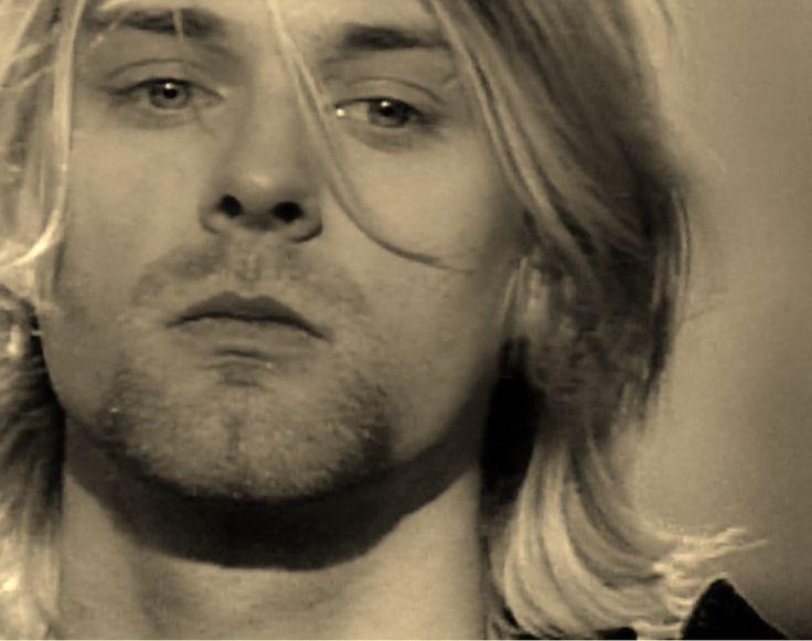 Kurt Cobain, Live and Loud.