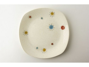 1956 Midwinter Pottery Plate Designed By Jessie Tait Flower Mist Pattern & 7 best Mid Century Ceramics - Jessie Tait images on Pinterest ...