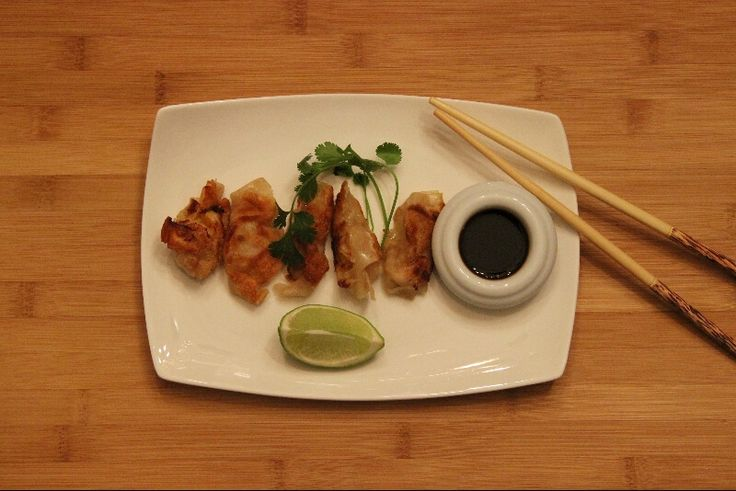Dumplings aux crevettes xia jiao   Recettes Gourmandes