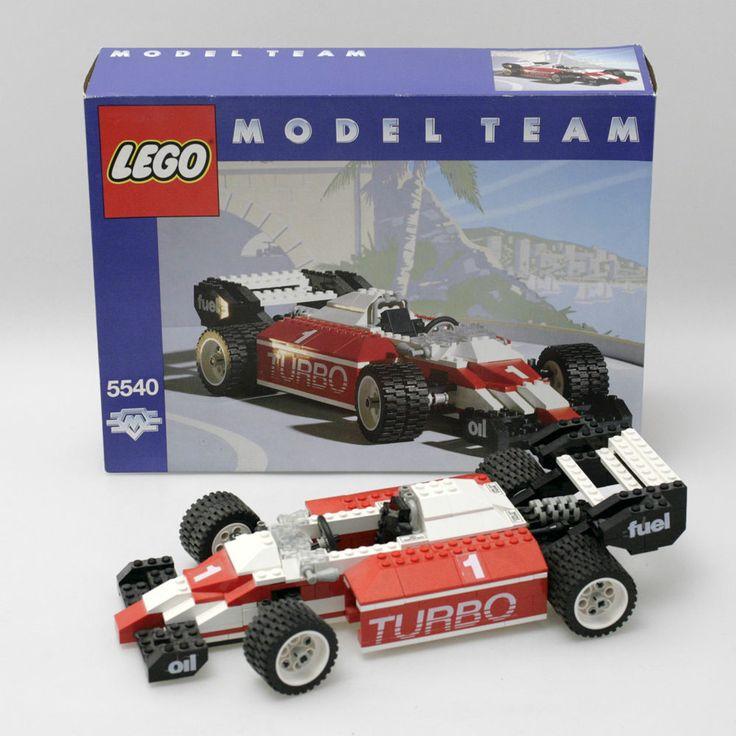 lego model team 5540 80er jahre cars race cars and. Black Bedroom Furniture Sets. Home Design Ideas