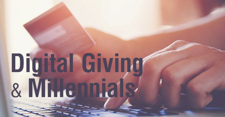 Do you know how to reach millennials and encourage them to give? (Hint: it's not by taking checks.)