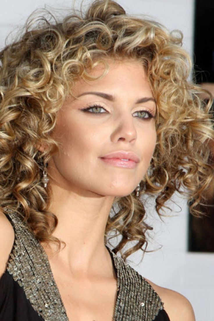 Porm celebrity hairstyles - Short Hairstyles For Curly Hair For Fine Hair