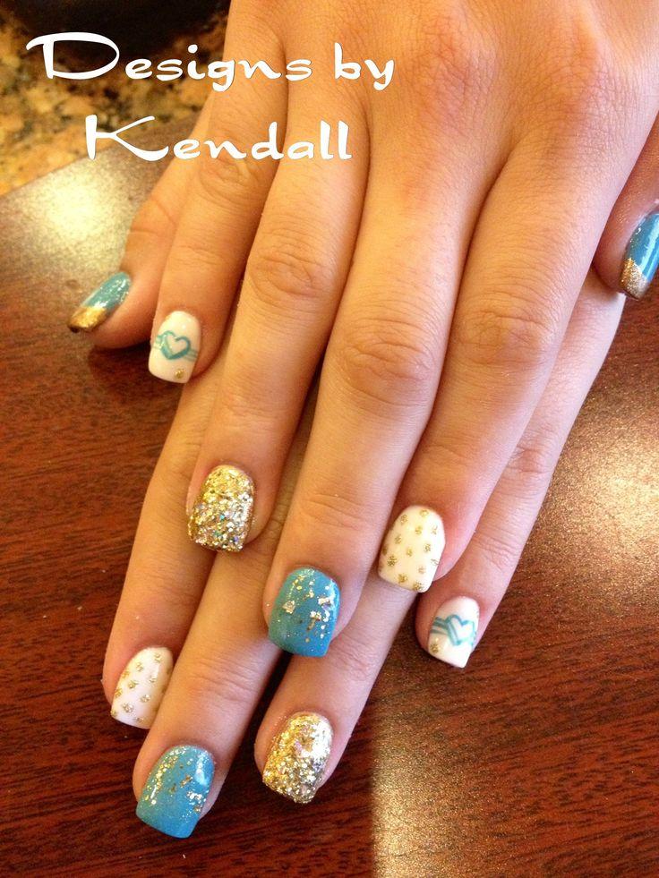 22 best unique nails design images on Pinterest | Nail scissors ...