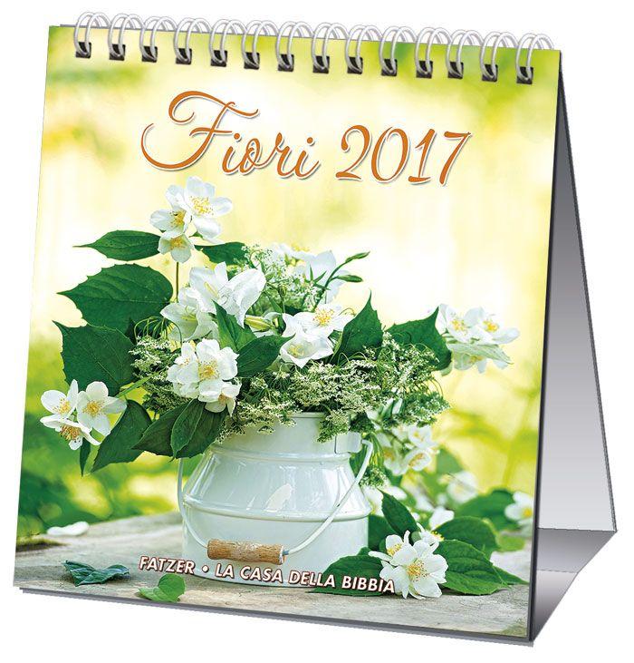 L'affascinante mondo dei fiori risplende in questo simpatico calendario con colori vivaci e versetti biblici sulla gioia...